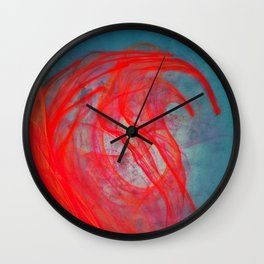 Return from the Dusk Wall Clock