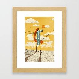THE DELINES - Official Merch Poster Framed Art Print