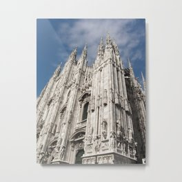 Duomo di Milano - Milan Cathedral Metal Print