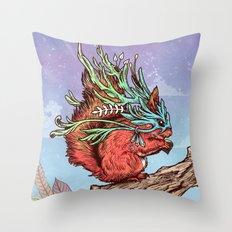 Little Adventurer Throw Pillow