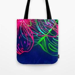 Electric Luau Tote Bag