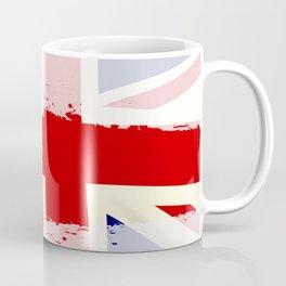 UK Flag Splash Coffee Mug