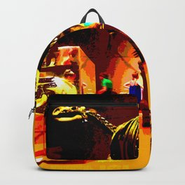 Museum Backpack