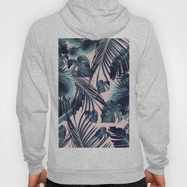 Tropical Jungle Leaves Dream #2 #tropical #decor #art #society6 Hoody