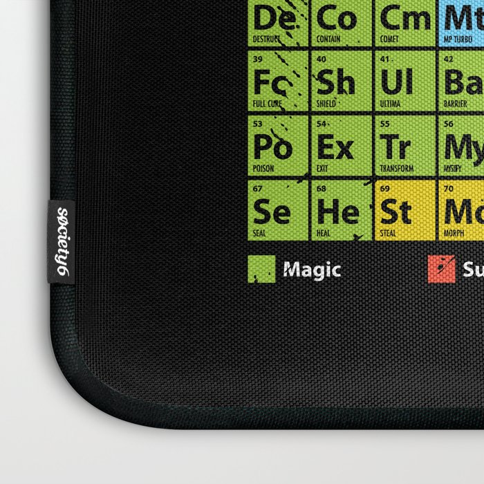 Materia Table Laptop Sleeve