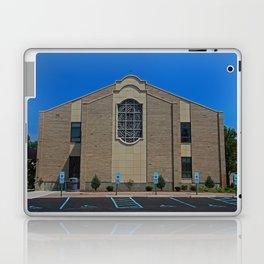Lourdes University-  Franciscan Center in the Spring VII Laptop & iPad Skin