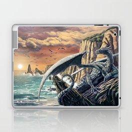 The Leggend of the Silver Dragon Laptop & iPad Skin