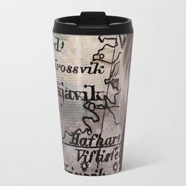 Reykjavík Travel Mug