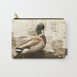 What, Me Sir? Ducking the issue Carry-All Pouch