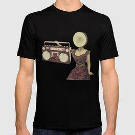Neutral Milk Boombox T-shirt