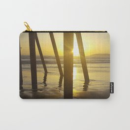 Pismo Beach Pier in the Sunset Carry-All Pouch