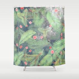 Fresh Summer Forest Shower Curtain