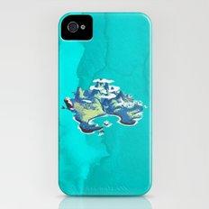 Disney's Peter Pan Neverland iPhone (4, 4s) Slim Case