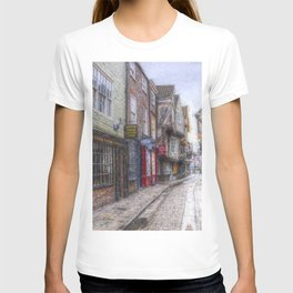 The Shambles York Art T-shirt