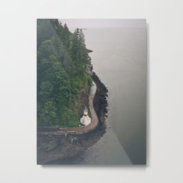 Stanley Park, Vancouver  Metal Print