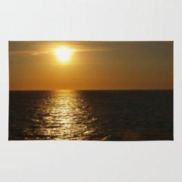 Horizontal Horizon  Rug