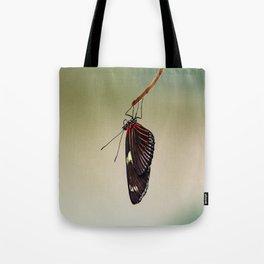 Hanging Doris Longwing Butterfly Tote Bag