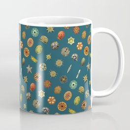 Ernst Haeckel's Undersea Jewels Coffee Mug