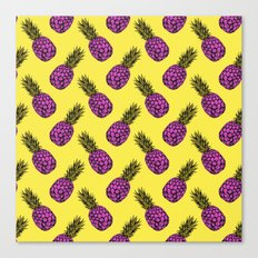 Neo-Pineapple - Pineapple Punch Canvas Print