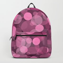 Pink Bubbles 2 Backpack