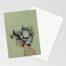 Leaf Boy Stationery Cards