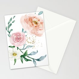 Rose Arrangement No. 1 Stationery Cards