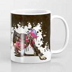 Dystopian Dumpster Princess Mug