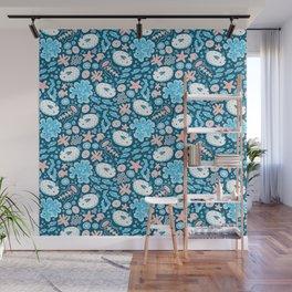 Sea Bunnies Wall Mural