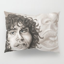The Lizard King Pillow Sham
