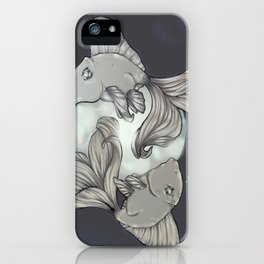 Moon Spirits iPhone Case