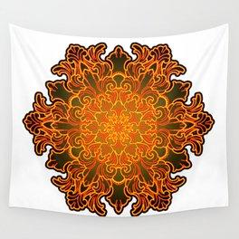 Filigree v1 Wall Tapestry
