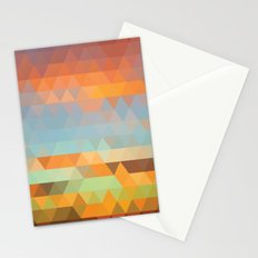 Simple Sky - Sunset Stationery Cards