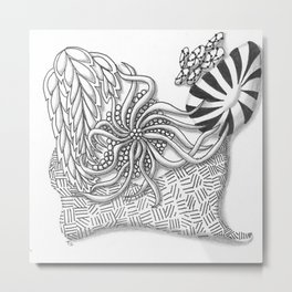 Palpus Metal Print