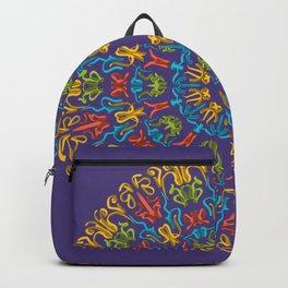 Bienvenida a Marte (Violeta) Backpack