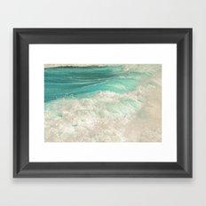 SIMPLY SPLASH Framed Art Print