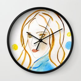 Lucie Wall Clock