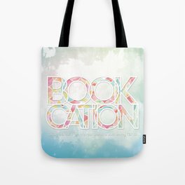 Bookcation Tote Bag