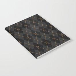 Modern Gentleman's Armour Notebook