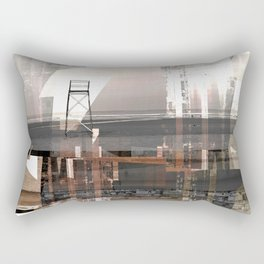 Playa del Mar Rectangular Pillow