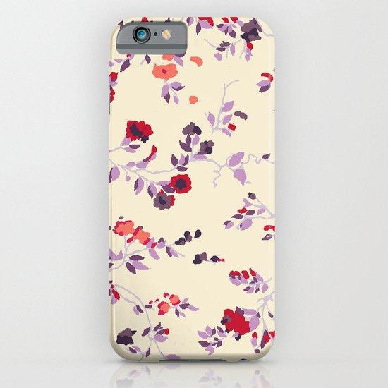 floral vines iPhone & iPod Case