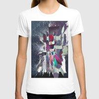 splatter T-shirts featuring Splatter by MonsterBrown