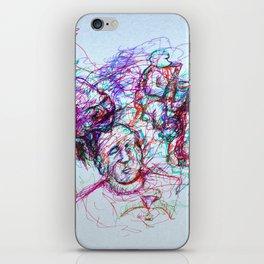 Jazzy Jumble iPhone Skin