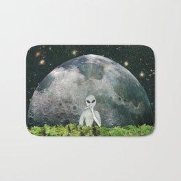 Moon Flower Bath Mat