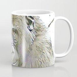 fascinating altered animals - Gorilla Coffee Mug