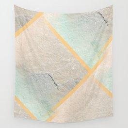 design in pastel tones -4b- Wall Tapestry