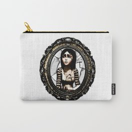 American Mcgee's Alice: Cracked mirror Carry-All Pouch