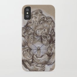 Protecting the Delicate Things iPhone Case