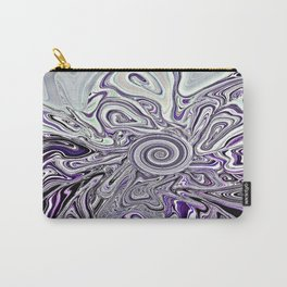 Lavender Lunacy Carry-All Pouch