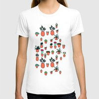 plants T-shirts featuring Plants by Kittymacdraws