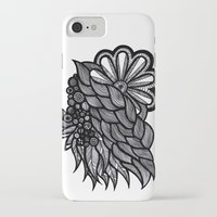 ornate iPhone & iPod Cases featuring Ornate  by Shivani C